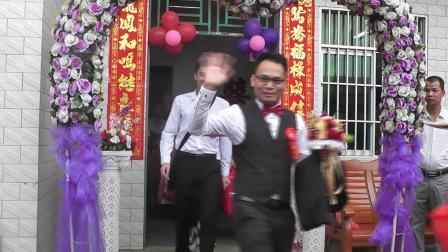 幸福约定 2018.08.18 张志明和梁冰 婚礼花絮