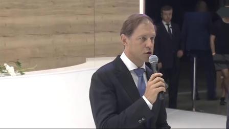 Проект «Кортеж»- мировая премьера машин Aurus на Московском автосалоне