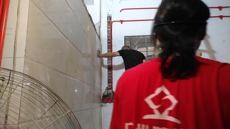 一位双控开关安装培训,一位双连开关安装培训,广州最好的家庭别墅精装电工培训学校