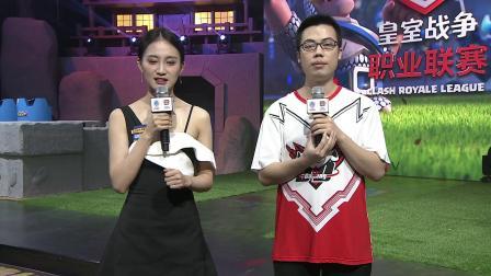 CRL2018秋季赛 W3 Gen.G VS JDG 赛后采访-Quiet