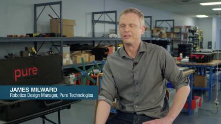 【朝日传媒丨深圳宣传片制作】Pure Technologies机器人宣传片