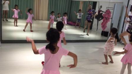 星动力舞团幼儿舞蹈 咖喱咖喱MOV