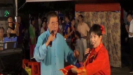 5)小戏《十送情郎哥》演唱徐、黄老师;演出单位开门红歌舞戏曲演艺汇。