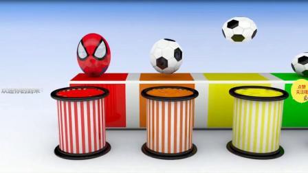 自动冰淇淋机游戏 认识颜色 学习英语 婴幼儿早教益智动画玩具游戏 英语启蒙