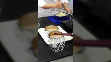 西点师技师-红桑子乳酪蛋糕/冻乳酪浆果蛋糕