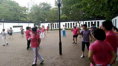 闸北公园广场舞