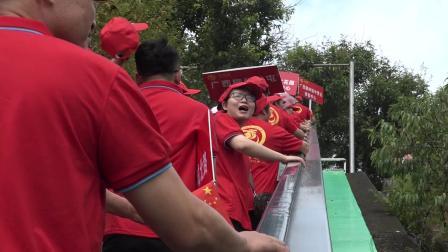 金麒麟医学研究院慰问三峡部队上午活动