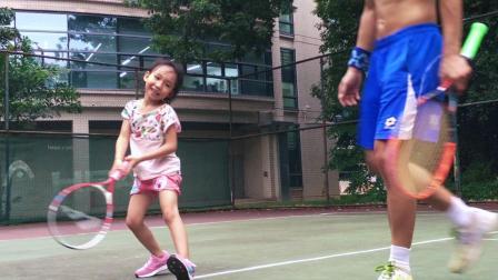 埜|未來之星|網球訓練課