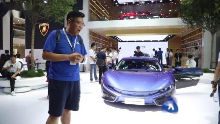成都车展五宗最:最膨胀的汽车品牌——前途汽车