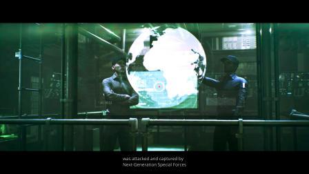 【TGBUS】虚幻4引擎打造饭制版《合金装备1998》开场 纪念20周年