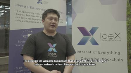 CryptoLingo - ioeX - Aryan Hung Interview
