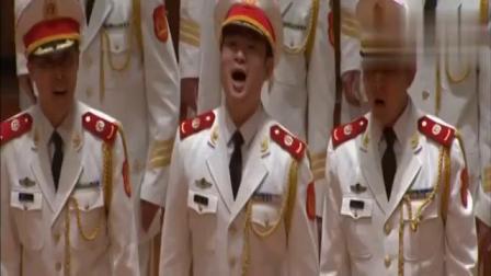 中国合唱团演唱《天路》,不愧是中国第一合唱团