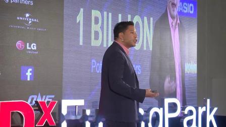 Unreasonable Dreams:崔伟德@TEDxFuxingPark