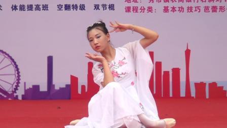 2018 艺星舞蹈 秀市专场 少儿舞蹈  少儿独舞 古典舞 17独舞《离人愁》