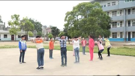 《攀爬與跳躍》科學版四年級體育,龔興云