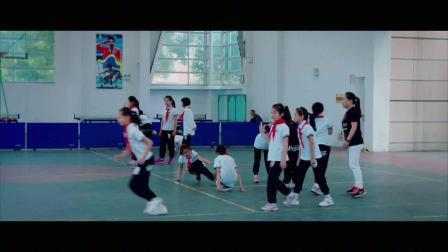 《跑:穿越人体障碍跑》沪少版四年级体育,刘清