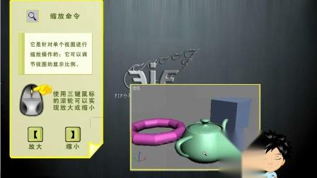5、3DsMax操作视图