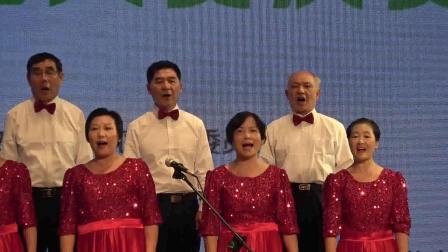 合唱《洪湖水 浪打浪》 吴泾镇枫华景苑合唱队