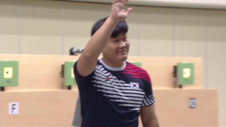 ISSF国际射联昌原世锦赛-男子10米气手枪