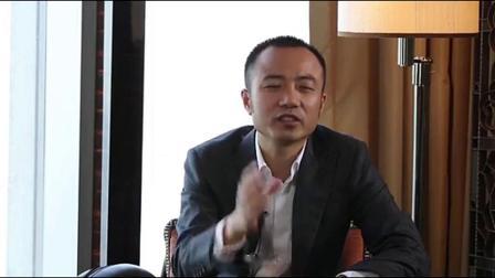 俞凌雄对话马云演讲创业成功需要一颗强烈的企图心