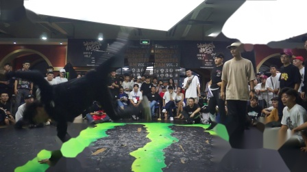 Dire,Crit《win》 vs HR,李明-8进4-BBOY 2V2-MondayNightMonsterJam VOL.2