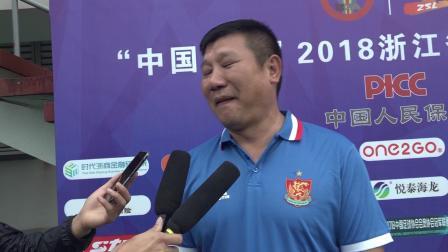 2018浙超第一轮宁波5-1衢州