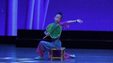 艺海高端舞蹈学校--《我和月亮说句话》(1)