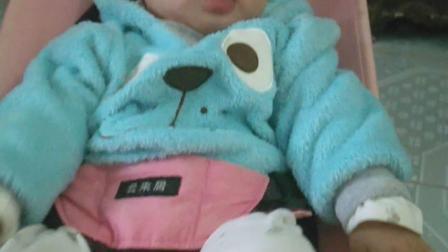 宝宝女八个月