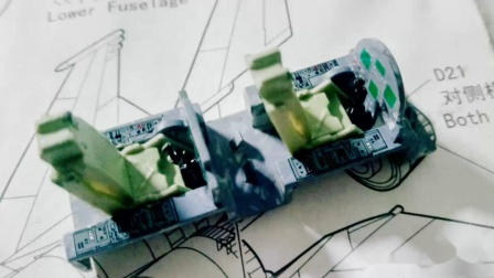 模型(舒克和貝塔)ygg1119