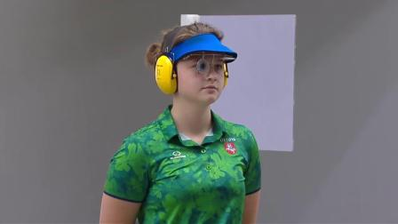 ISSF国际射联昌原世锦赛-青年女子25米气枪