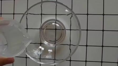 亲子:无胶水无硼砂的水晶泥制作教程,方法实用,做法简单