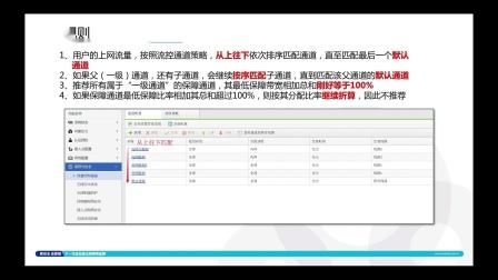 信锐课堂-流控功能配置1080