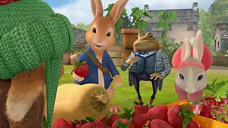 比得兔 第2季 第34集 意想不到的英雄的故事-国语高清