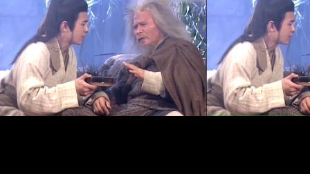 洪七公临时之前都想吃鸡,这点真的让人无话可说