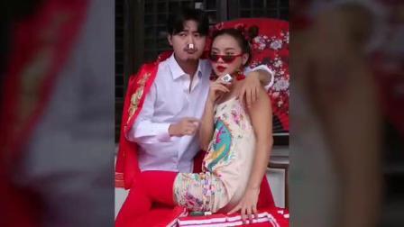 郑州婚纱摄影前十名【米夏摄影】古装狂野花絮