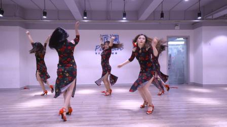 派澜罗湖校区 爵士舞《十字街头》深圳爵士舞培训机构
