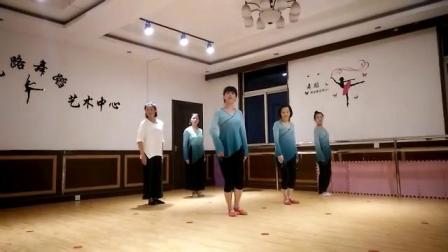 阜阳艺路成人古典舞九儿片段学员版