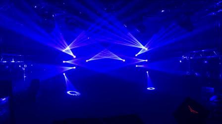 哥斯达展厅灯光秀