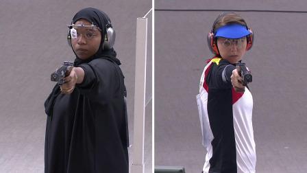 ISSF国际射联昌原世锦赛-女子25米手枪