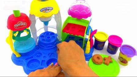玩糖霜乐趣面包店玩面团蛋糕饼干糖果游戏糖果店