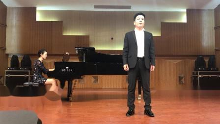 《鸿雁》演唱:贾明  伴奏:王艳
