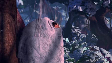 神秘世界历险记4 熊和兰发现王大山 戳穿企鹅歹毒的阴谋