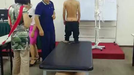 中医正骨推拿培训视频~张福忠运动正骨高级班皮神经卡压手法