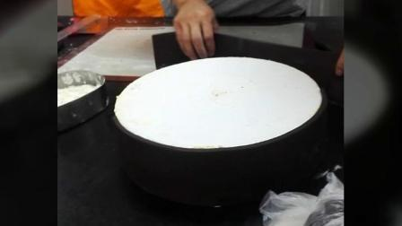 西点师技师-巧克力包面蛋糕