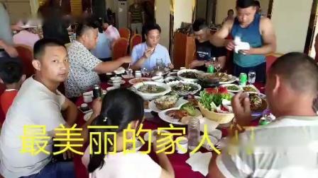 枣庄市山亭区百元公益行业协会两周年家人们齐聚一堂