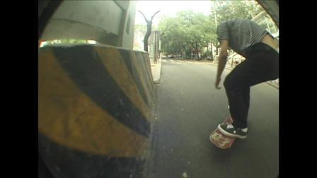 特兰斯科 专业滑板直筒裤 #生而为躁#