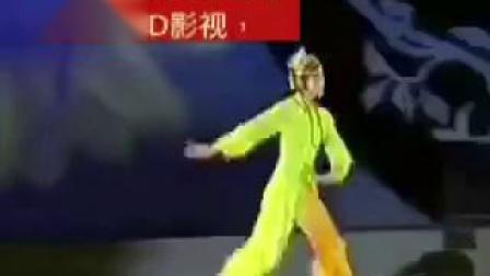 来自上海迪士尼4D视频 机器人跳舞太美了