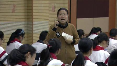 人教版語文八上第5課《親愛的爸爸媽媽》課堂教學視頻實錄-王宵迪