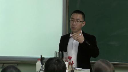 華師大版科學九上2.1《生活中的酸和堿-探究堿的化學性質》課堂教學視頻實錄-楊江鋒