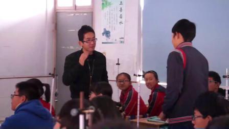 华师大版科学九上5.2《滑轮》课堂教学视频实录-杨斌